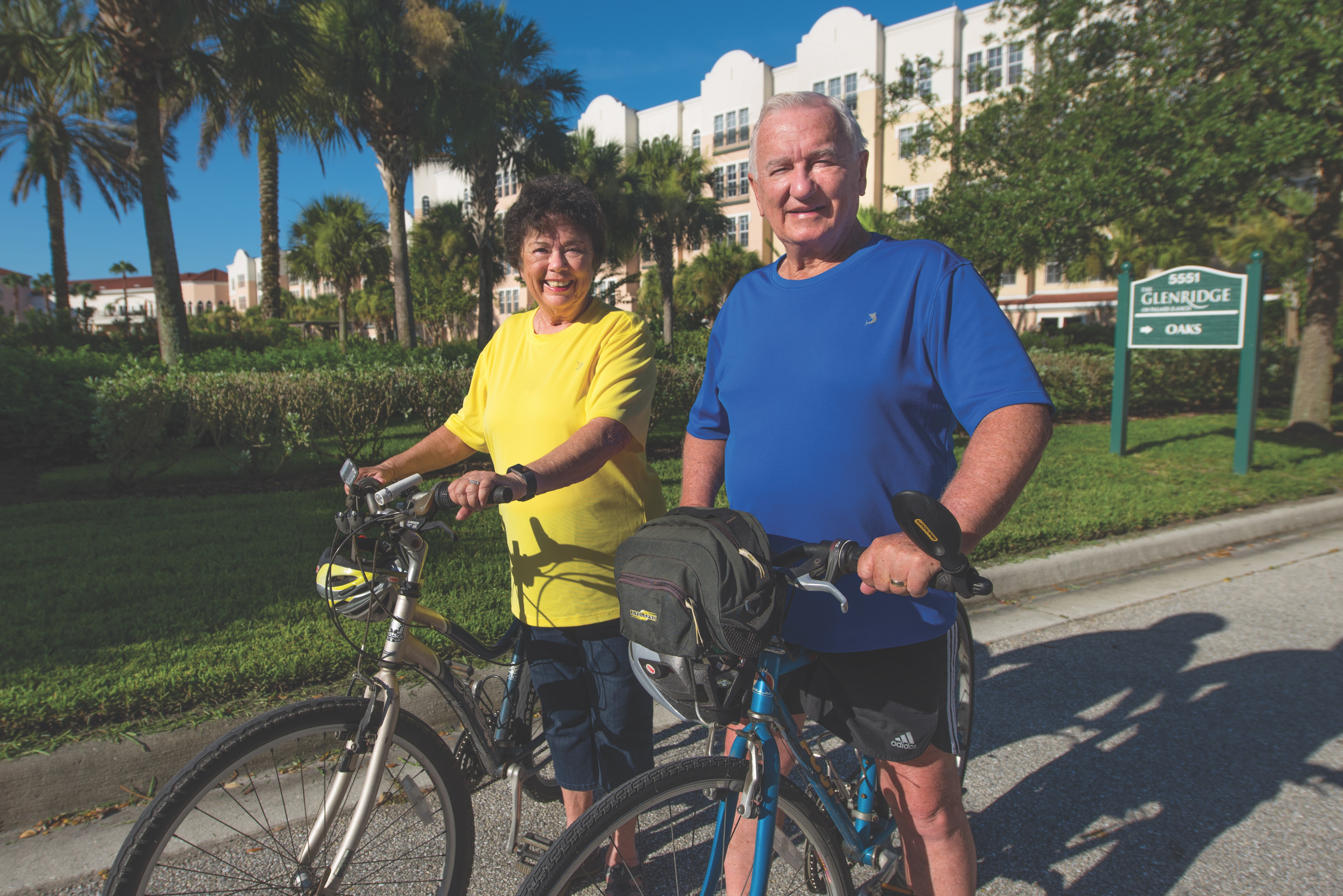 THE IMPORTANCE OF EXERCISE IN RETIREMENT