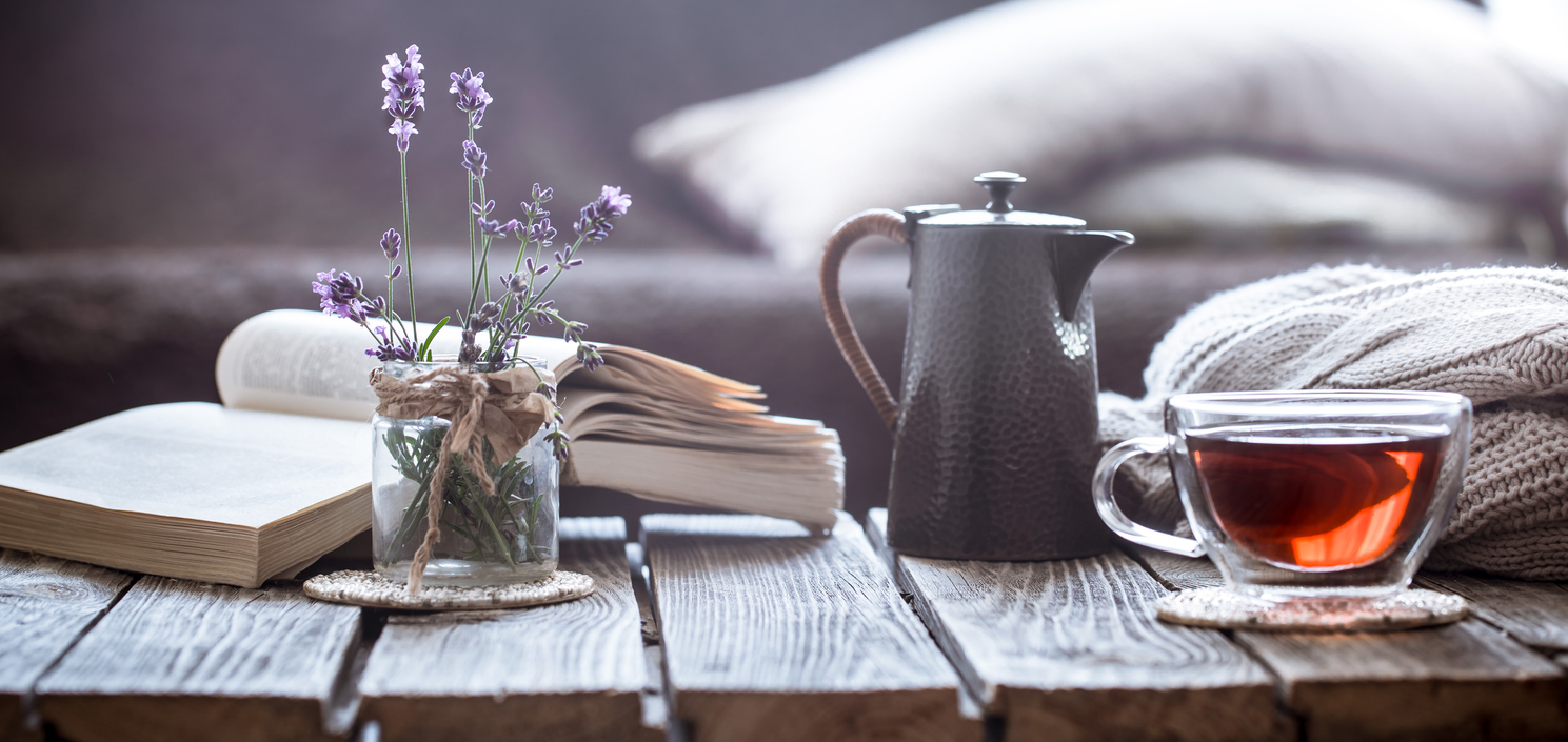 Four Ways to Relax at Home
