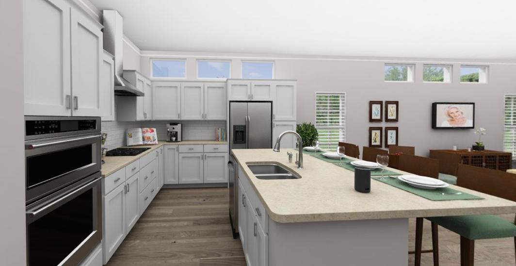 The Finch/Kitchen