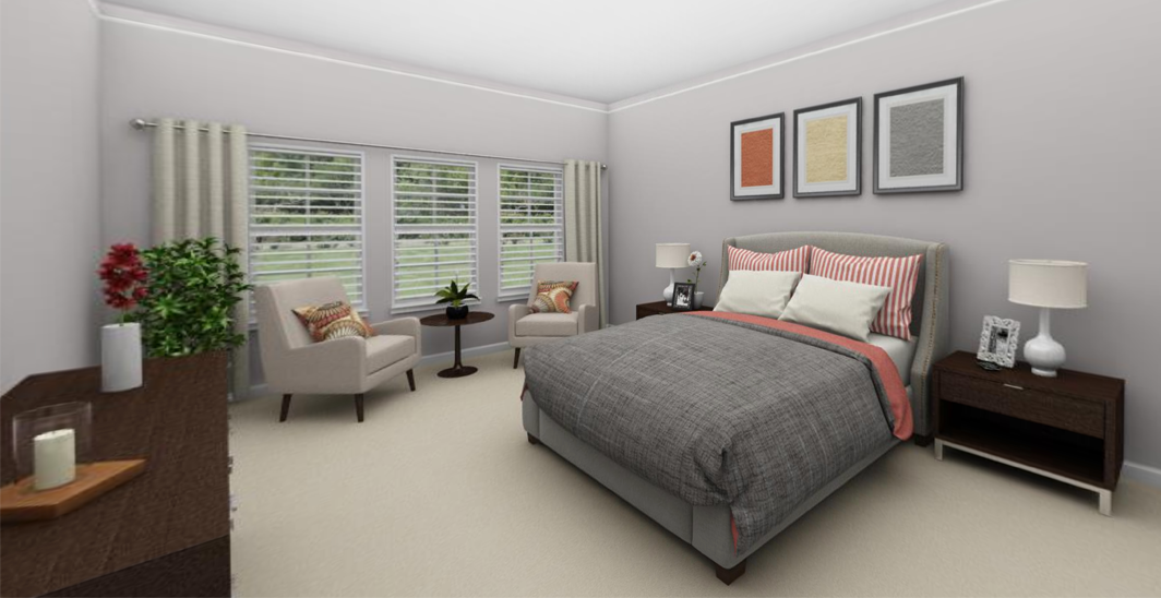 The Plover/Bedroom