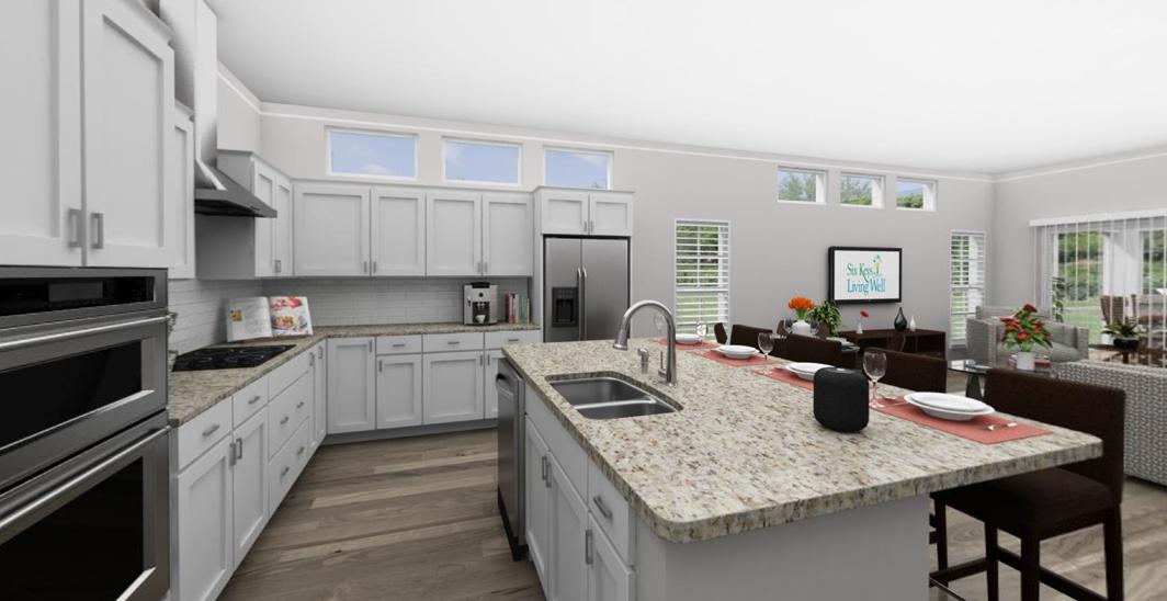 The Plover/Kitchen