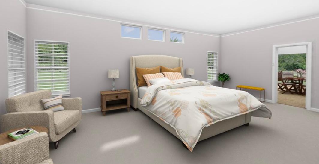 The Swan/Bedroom