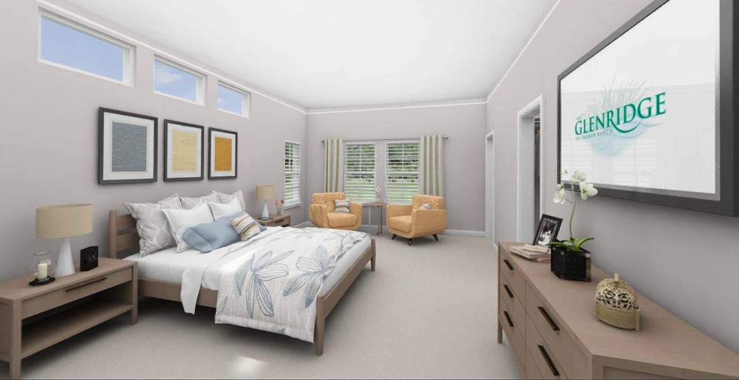 The Willet/Master Bedroom