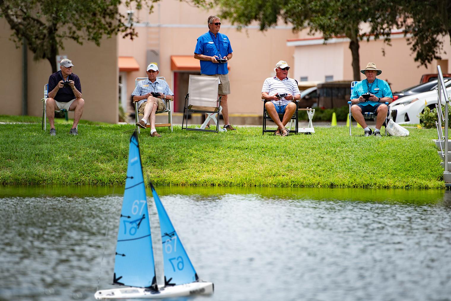 """Bon Voyage: The Glenridge """"Yacht Club"""" Sets Sail"""